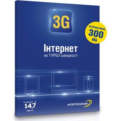 Интертелеком «3G Интернет» Micro