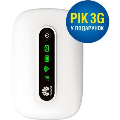 Мобильный Wi-Fi 3G роутер Huawei 5220u (Rev. A)