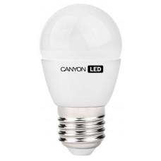 LED-лампа Canyon 6 Вт P45 150° холодный белый свет (4000 К), матовая, цоколь E27 (PE27FR6W230VN)