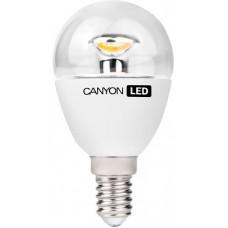 LED-лампа Canyon 3,3 Вт P45 150° холодный белый свет (4000 К), прозрачная, цоколь Е14 (PE14CL3.3W230VN)