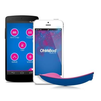 Вибратор OhMiBod blueMotion NEX1 WiFi bluetooth (iOS, Android) SN